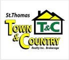 St. Thomas Town and Country Realty