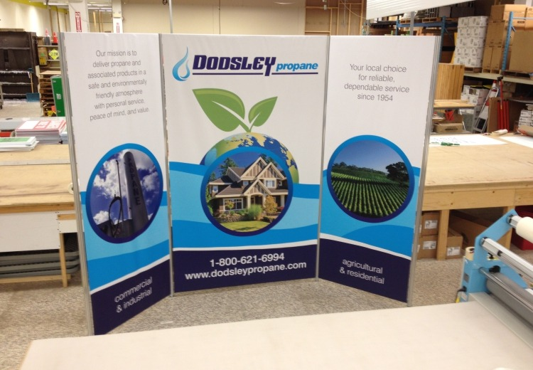 banners and stands van pelt s print plus